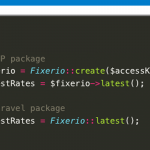 PHP and Laravel package for Fixer.io